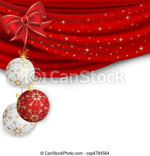 Christmas background - csp4784564