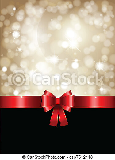 Christmas background - csp7512418