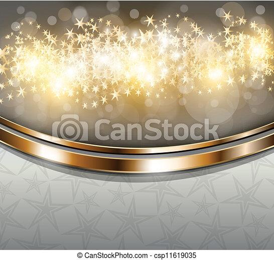 Christmas Background - csp11619035