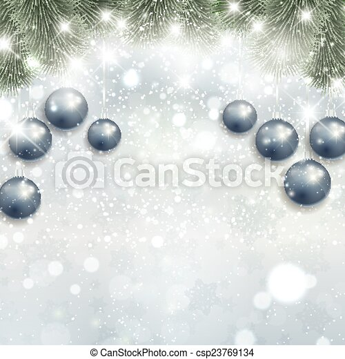 Christmas background - csp23769134