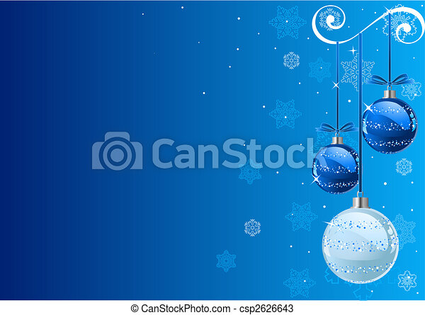 Christmas Background - csp2626643