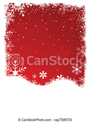 Christmas background - csp7598703