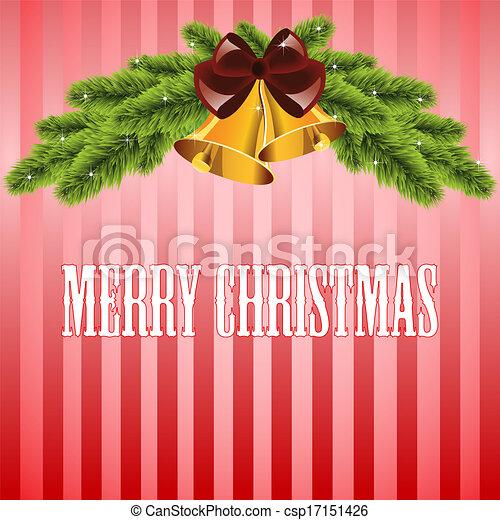 Christmas background - csp17151426