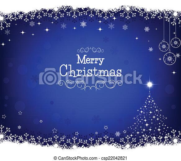 Christmas background - csp22042821