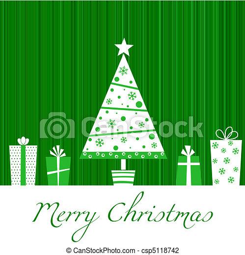 Christmas background - csp5118742