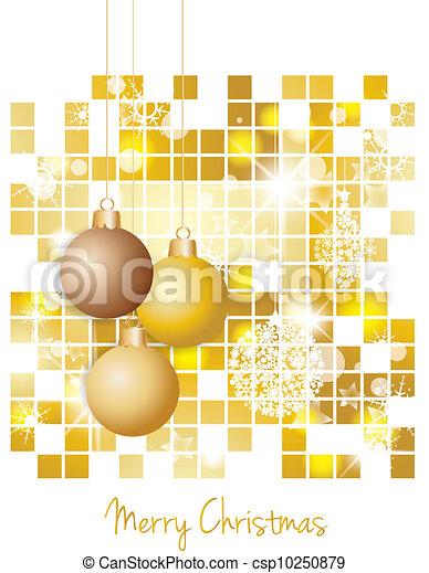 Christmas background - csp10250879