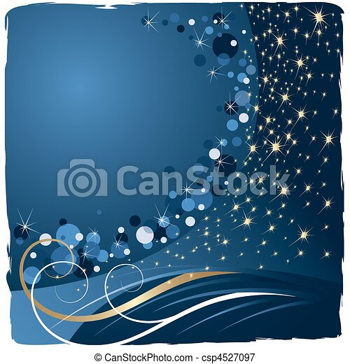Christmas background - csp4527097
