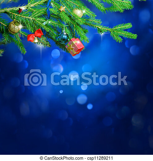 christmas background - csp11289211