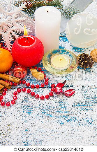 Christmas background - csp23814812