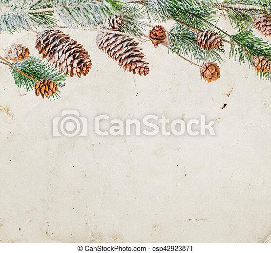 Christmas background - csp42923871
