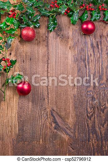 Christmas Background - csp52796912