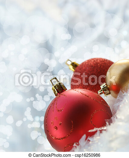 Christmas background - csp16250986