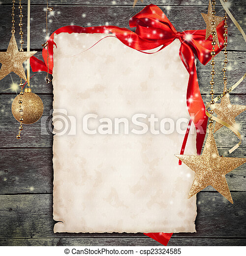 Christmas background - csp23324585