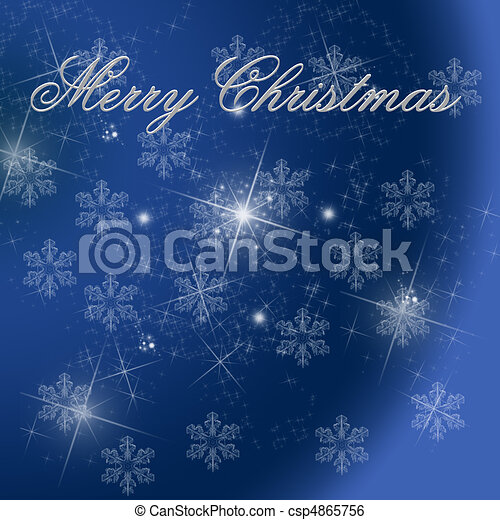 Christmas Background - csp4865756