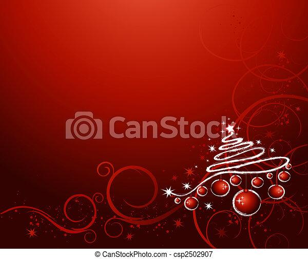 Christmas background - csp2502907