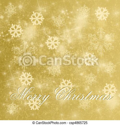 Christmas Background - csp4865725