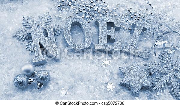 Christmas background - csp5072706