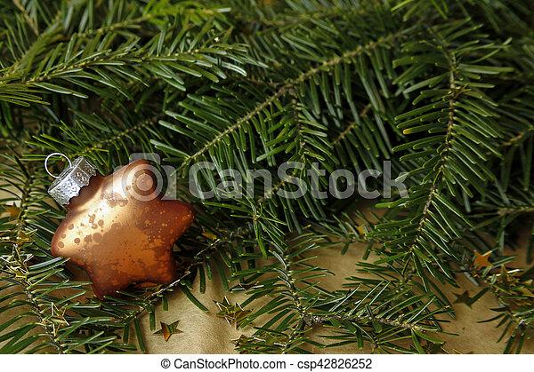 christmas background - csp42826252