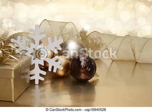 Christmas background - csp16940528
