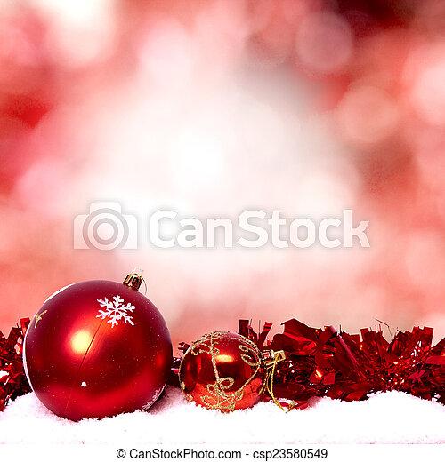 christmas background - csp23580549