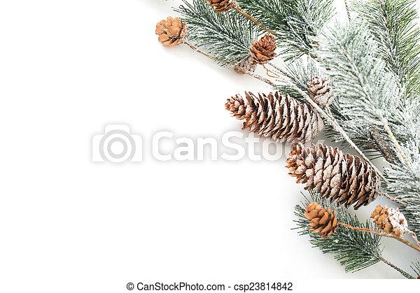Christmas background - csp23814842