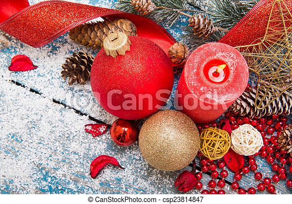 Christmas background - csp23814847