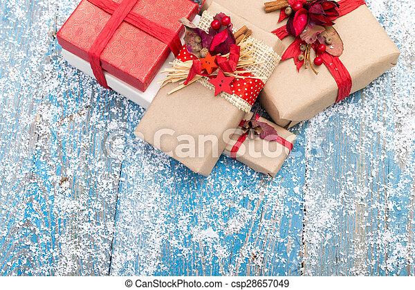 Christmas background - csp28657049