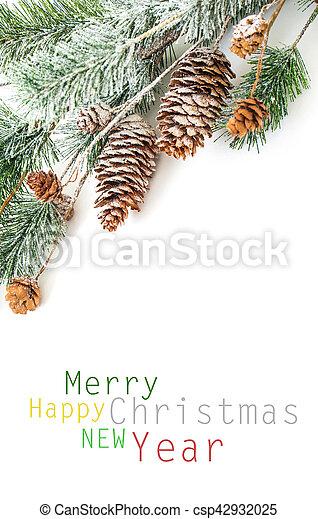 Christmas background - csp42932025