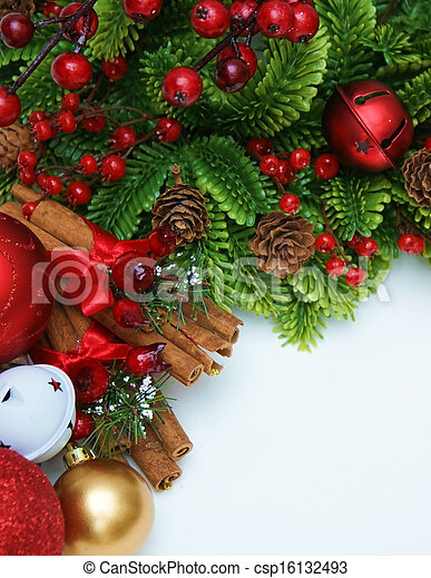 Christmas background - csp16132493