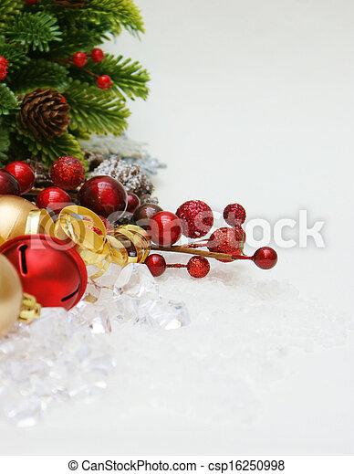 Christmas background - csp16250998