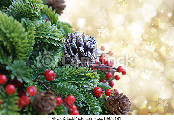 Christmas background - csp16978191