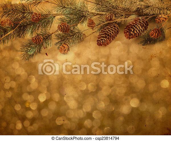 Christmas background - csp23814794