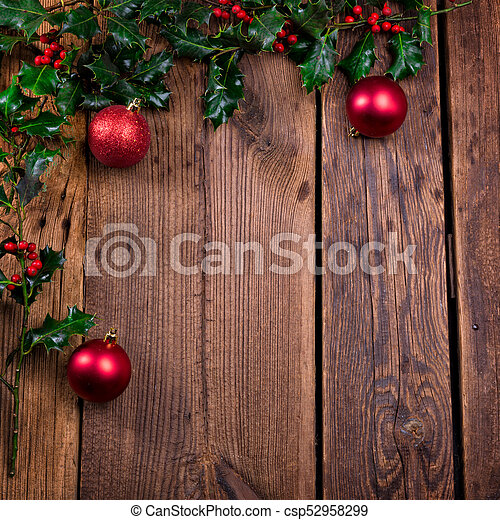 Christmas Background - csp52958299