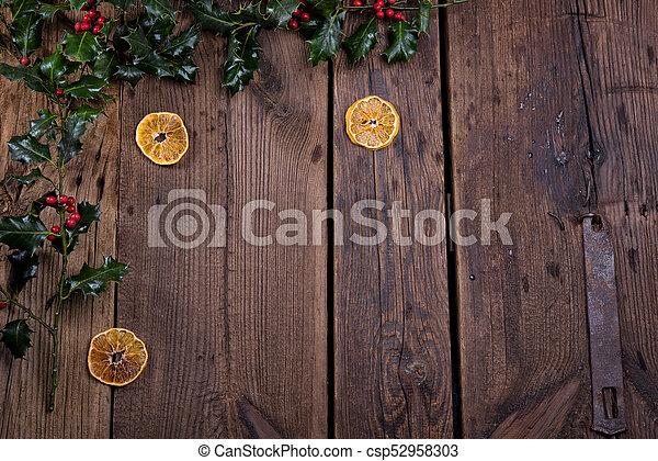 Christmas Background - csp52958303