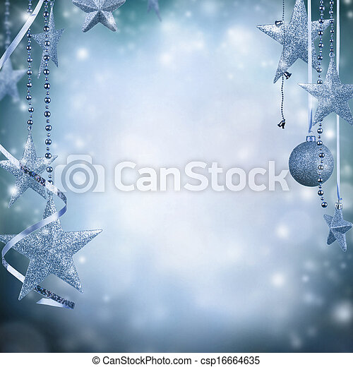 Christmas background - csp16664635