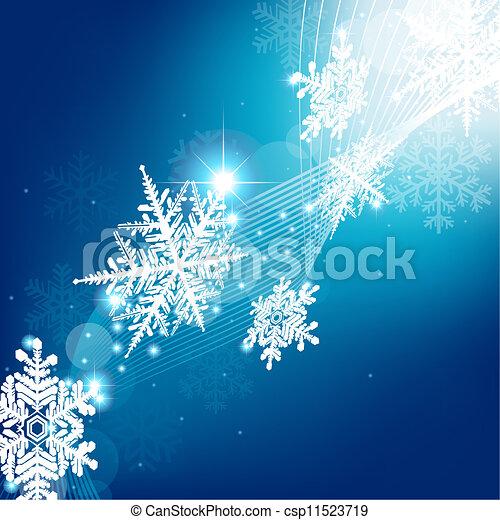 Christmas Background - csp11523719