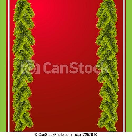 Christmas background - csp17257810