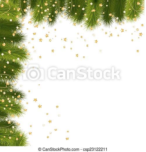 Christmas background - csp23122211
