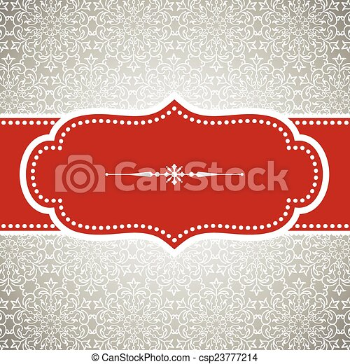 Christmas Background - csp23777214
