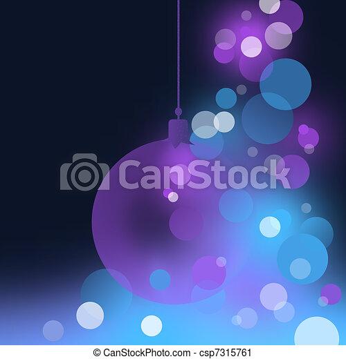 Christmas Background - csp7315761