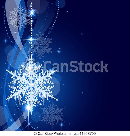 Christmas Background - csp11523709