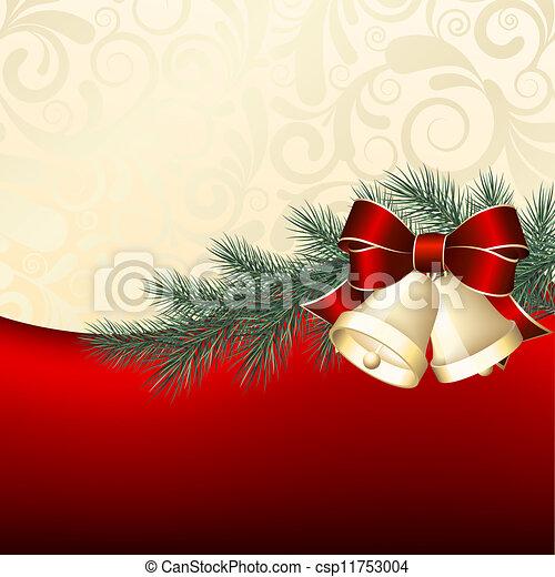 Christmas background - csp11753004