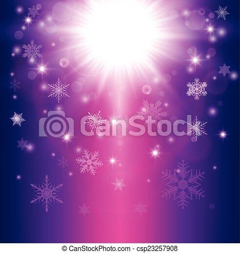 Christmas background - csp23257908