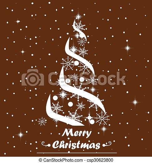 Christmas background - csp30623800