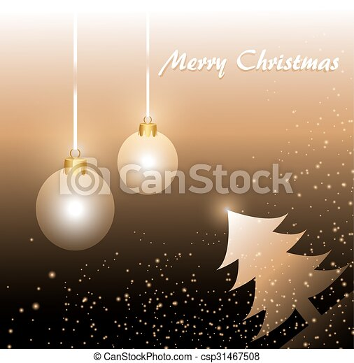 Christmas background - csp31467508