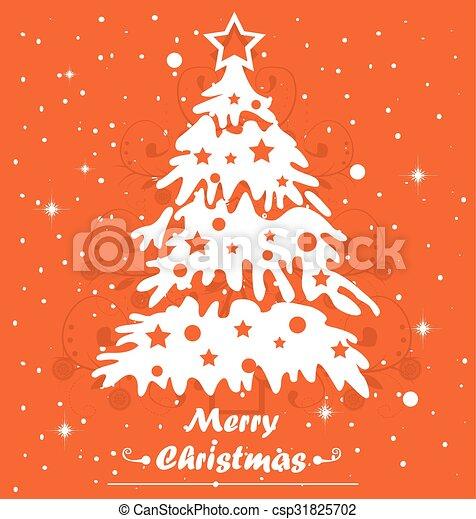 Christmas background - csp31825702