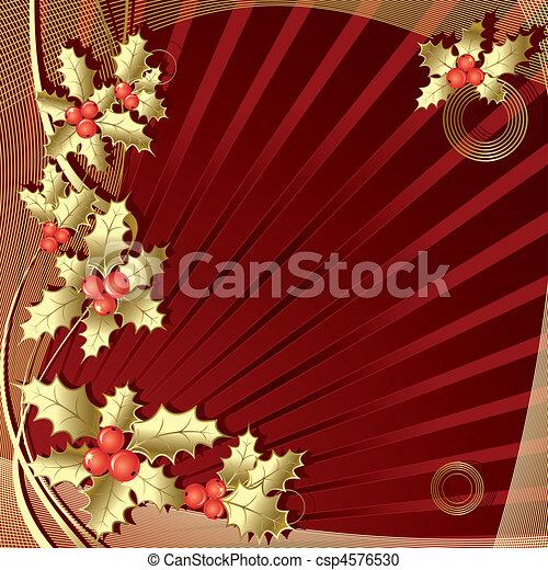 Christmas background - csp4576530