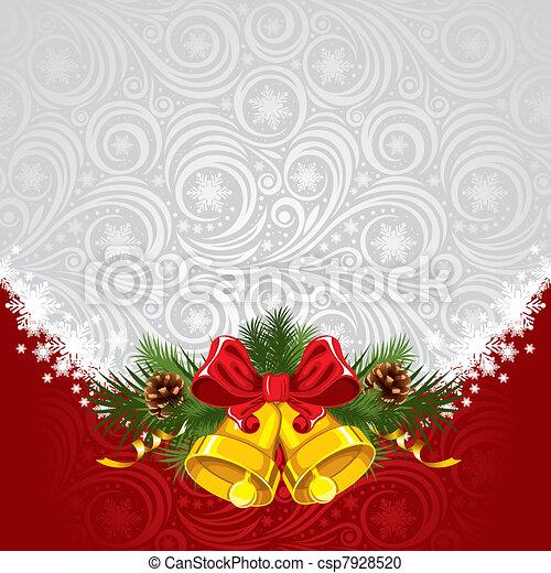 Christmas background - csp7928520