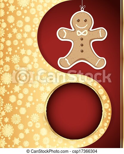Christmas background. Vector eps 10 - csp17366304