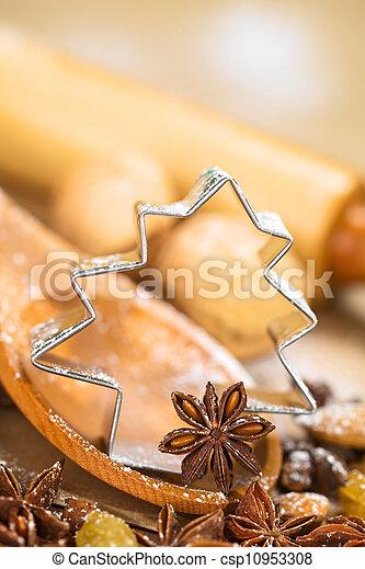 Christmas Baking - csp10953308